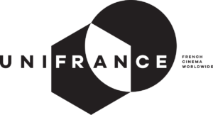 Logo Unifrance - French cinema worldwide - - partner of Tapis Rouge French Film Festival