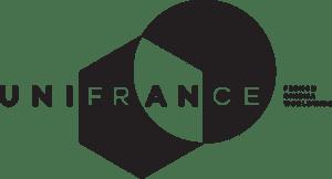 Logo Unifrance - French cinema worldwide - - partner of Tapis Rouge French Film Festival